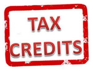 IRS tax credit